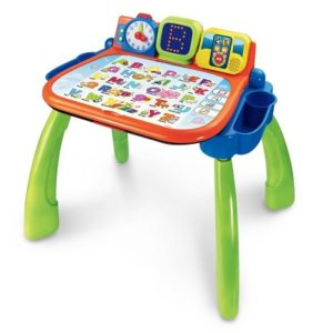 vtech pre-school interactive learning desk review