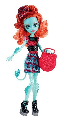 Monster High Monster Exchange Program Lorna McNessie Doll