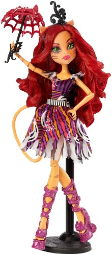 Monster High Toy - Freak Du Chic - Toralei Daughter of a Werecat