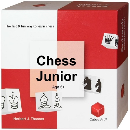 Junior Chess Set for Kids