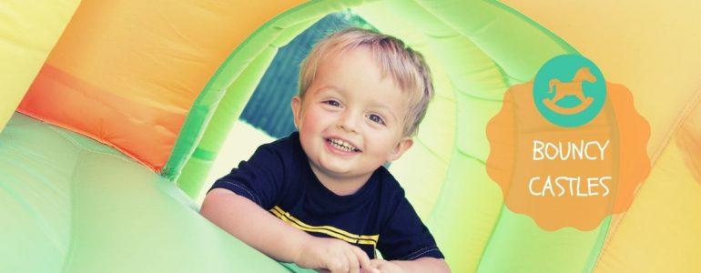 best bouncy castles for kids