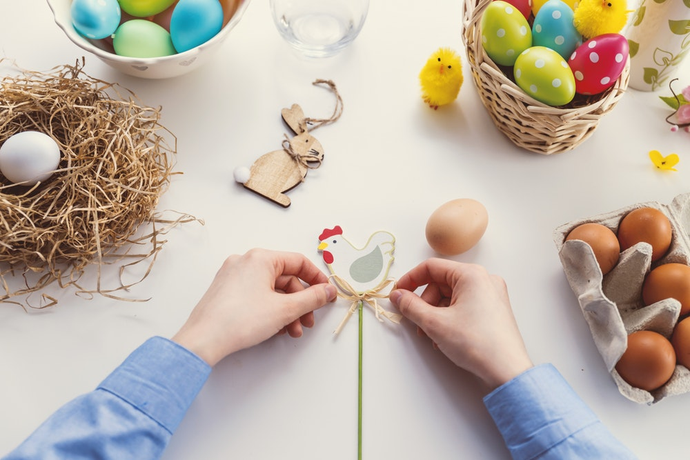 things to do at home during easter holidays