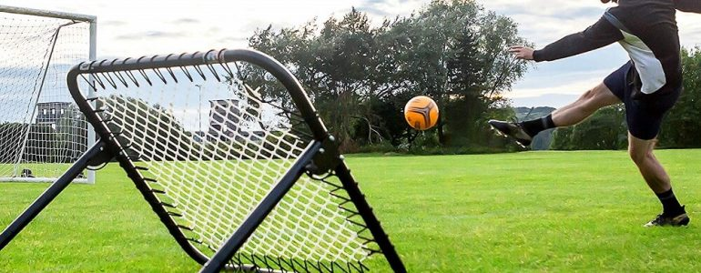 best football rebounder reviews