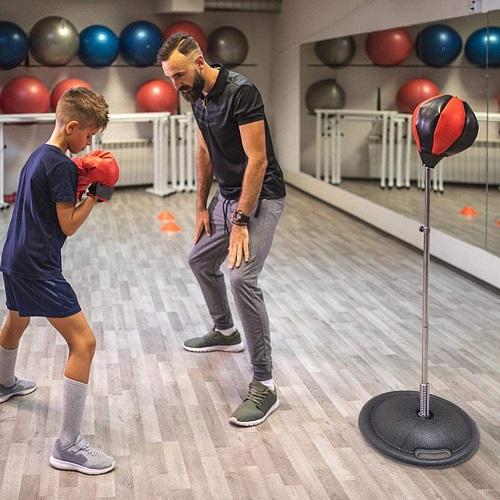 Rstant Children Punching Ball Set
