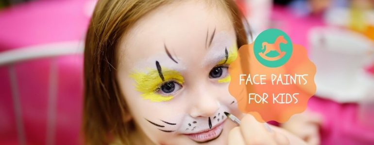 best face paint for kids