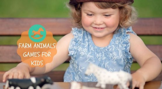 farm animals games for kids