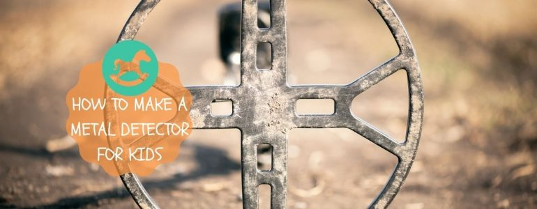 how to make a simple metal detector for kids